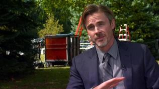 The Fault In Our Stars: Sam Trammell