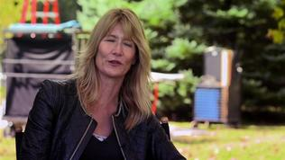 The Fault In Our Stars: Laura Dern