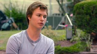 The Fault In Our Stars: Ansel Elgort
