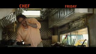 Chef: Review - TV Spot