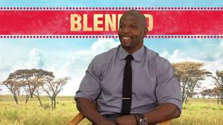 Blended: Terry Crews On His Character