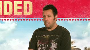 Blended: Adam Sandler And Drew Barrymore On Working Together