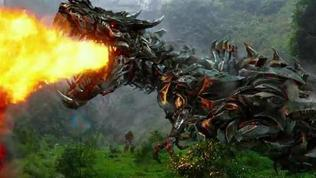 Transformers: Age Of Extinction: Meet Dragons