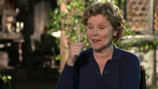 Maleficent: Imelda Staunton On The Three Pixies