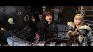 How To Train Your Dragon 2: Eret