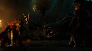 How To Train Your Dragon 2 (Uk Trailer 4)