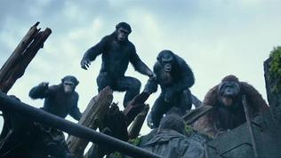 Dawn Of The Planet Of The Apes (Uk Trailer 3)