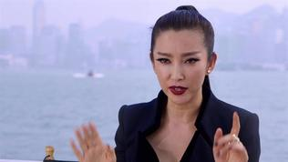Transformers: Age Of Extinction: Bingbinb Li On Working With Stanley Tucci