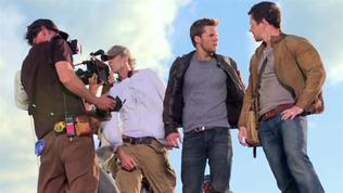 Transformers: Age Of Extinction: Meet Shane (Featurette)
