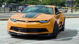 Transformers: Age Of Extinction: New Cars (Featurette)