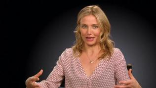 Sex Tape: Cameron Diaz On Her Character