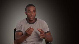 Into The Storm: Arlen Escarpeta On Pete And The Goal Of The Storm Chasers