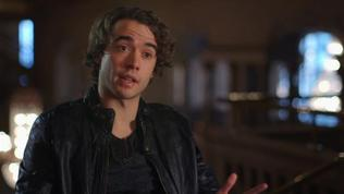If I Stay: Jamie Blackley On When Adam First Meets Mia