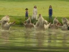 Nanny Mcphee Returns: The Pigs Go Swimming