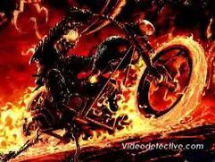 Ghost Rider: Blog 21 (Comic Screen)