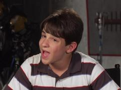 Diary Of A Wimpy Kid: Dog Days: Zachary Gordon On Bonding With His Father Frank
