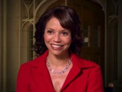 Admission: Gloria Reuben On Working With Tina Fey
