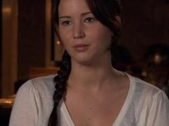 The Hunger Games: Jennifer Lawrence On The Books