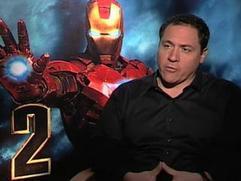 Iron Man 2: Jon Favreau