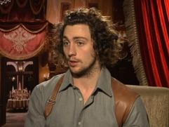 Anna Karenina: Aaron Taylor-Johnson On Working With Keira Knightley