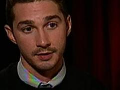 Transformers: Revenge Of The Fallen (Interview With Shia Labeouf)