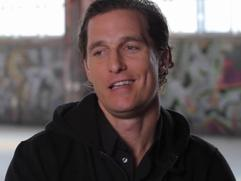 Killer Joe: Matthew Mcconaughey On Getting Involved With The Film