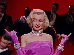 Gentlemen Prefer Blondes: Clip 1