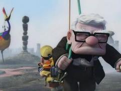 Up: Pixar's First 3-D Movie