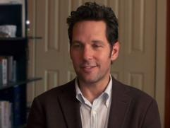 Admission: Paul Rudd On Tina Fey