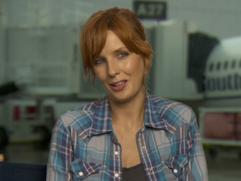 Flight: Kelly Reilly On Getting The Role
