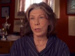 Admission: Lily Tomlin On Her Character