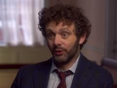 Admission: Michael Sheen On Working With Tina Fey