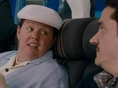 Bridesmaids: Megan Asks John If He Is An Air Marshall