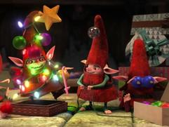 Rise Of The Guardians: Santa's Toy Factory