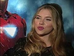 Iron Man 2: Scarlett Johansson