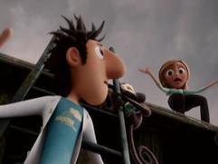 Cloudy With A Chance Of Meatballs: Dock Scene