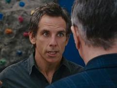 Little Fockers: Jack Disagrees With Greg About Letting Henry Climb A Wall