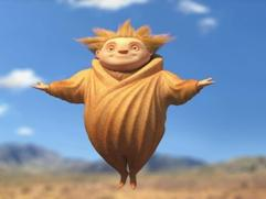 Rise Of The Guardians: Making Dreamsand (Featurette)
