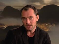 Rise Of The Guardians: Jude Law On His Character Pitch