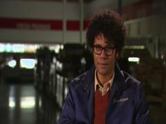 The Watch: Richard Ayoade On Working With The Cast (Uk)