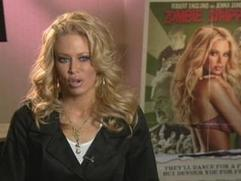 Zombie Strippers: Jenna Jameson (Fun Film To Make)