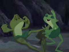 The Princess And The Frog: Leaping Love Story Featurette
