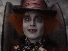 Alice In Wonderland: Hatter Micro Pod Featurette