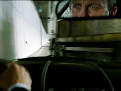 Quantum Of Solace: Tunnel Car Chase