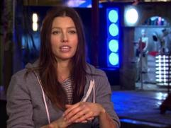 Total Recall: Jessica Biel On How Physically Challanging The Role Was