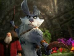Rise Of The Guardians: Bunnymund (Featurette)