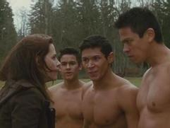 The Twilight Saga: New Moon (Jacob's Transformation)