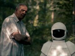 Robot & Frank: Clip 5