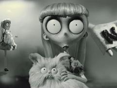 Frankenweenie: Mr. Whiskers Dream (Uk)