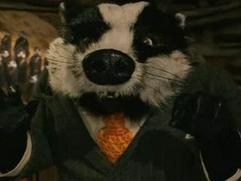 The Fantastic Mr. Fox: On Bill Murray As Badger